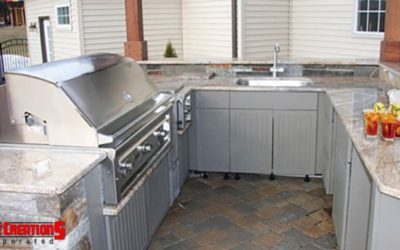 Celebrate Summer in Your Outdoor Kitchen
