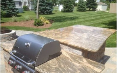 How to Keep Your Outdoor Kitchen Clean